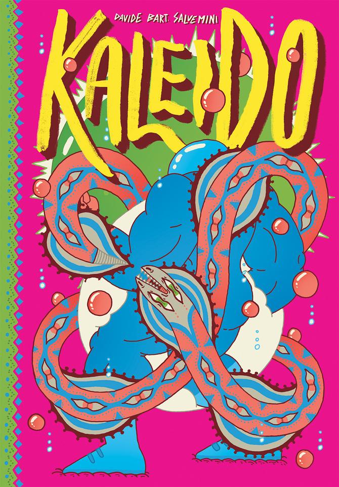 1fdb51fe2 Uno degli ultimi progetti di Davide è la graphic novel 'Kaleido',  pubblicata da Eris Edizioni. L'opera racconta la storia di un capitano  coraggioso e della ...