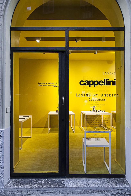 Cappellini Showroom Milano - gt2P e53b4bcfac31