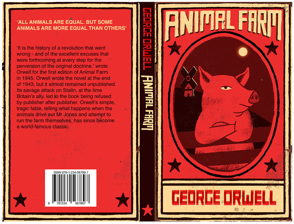 Animal Farm Paul Thurlby