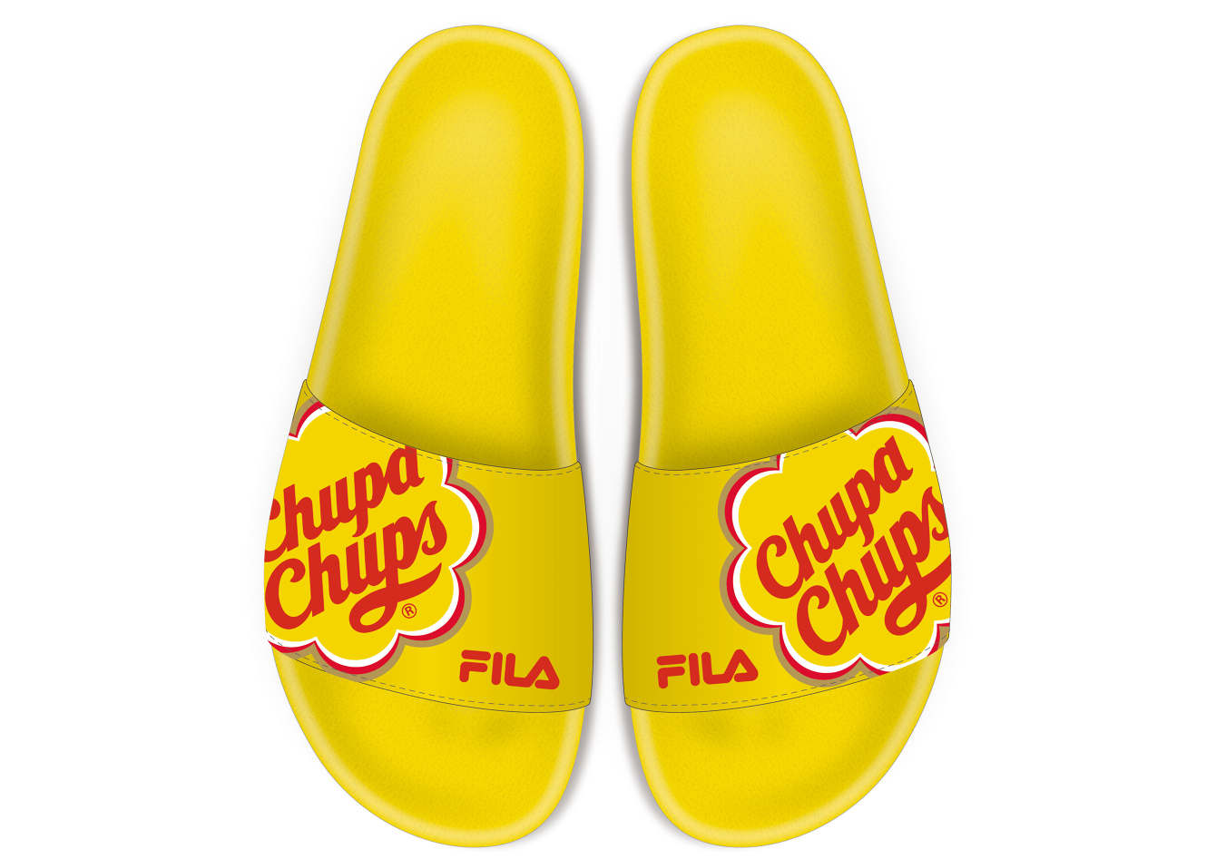 FILA X Chupa Chups] Drifter JooEun Design