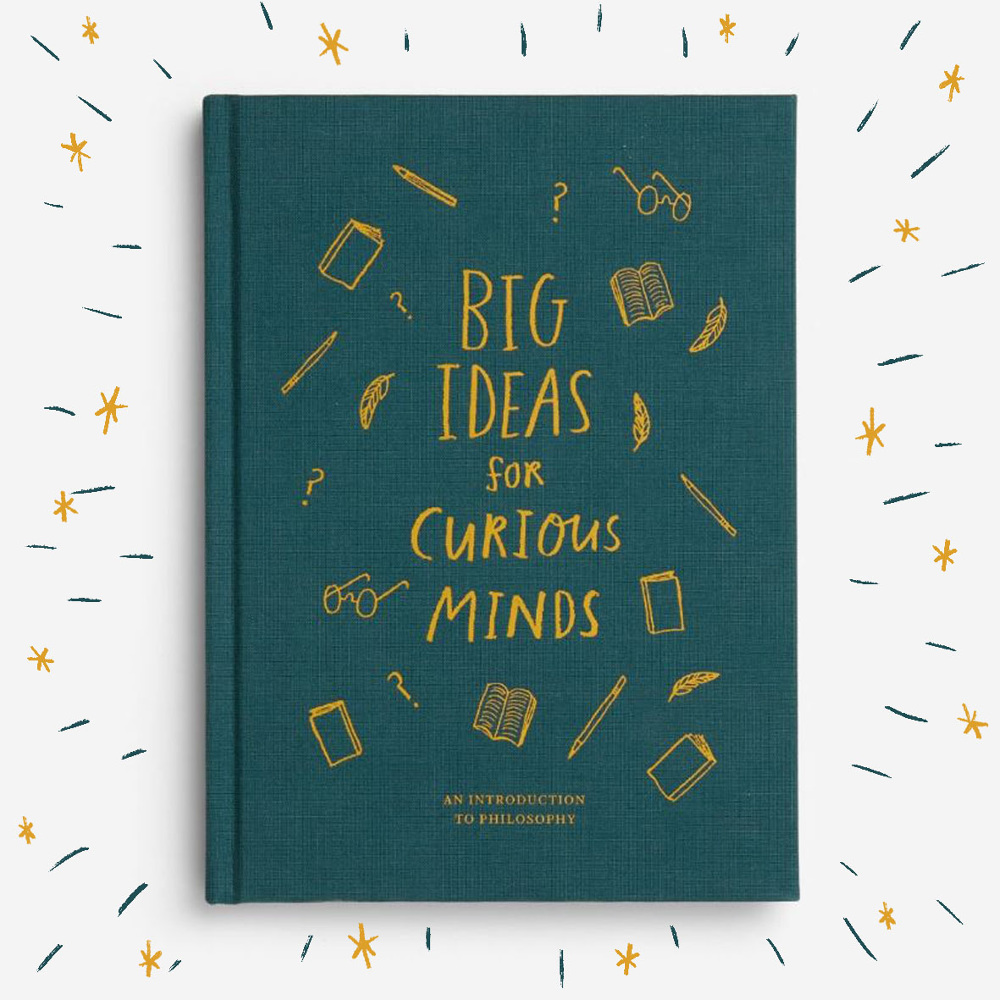 Big Ideas for Curious Minds - anna doherty illustration