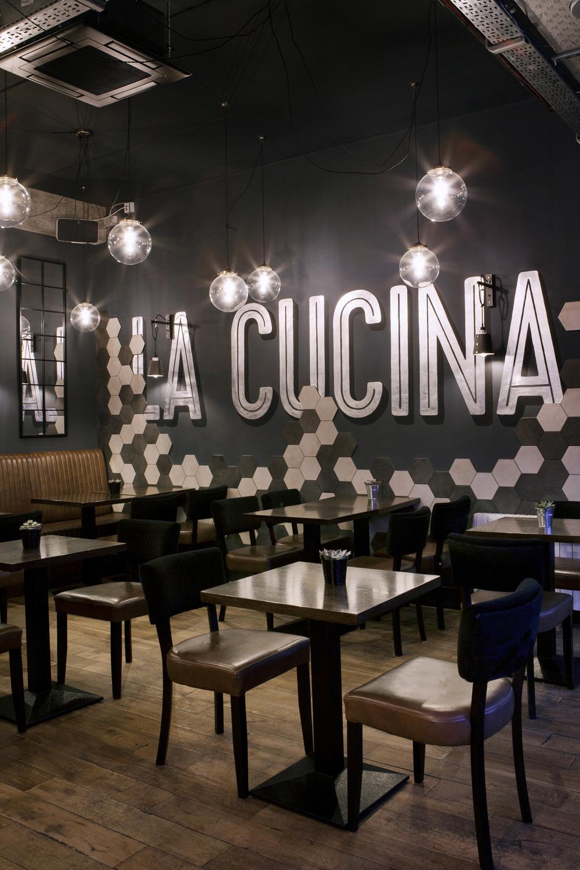 La Cucina Centro Tullio O Design