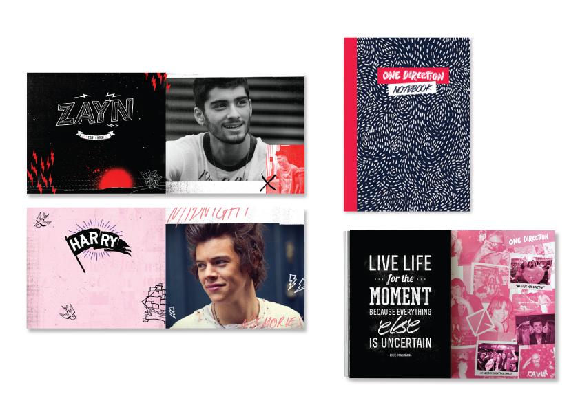 One Direction | Midnight Memories Album Campaign - Jess