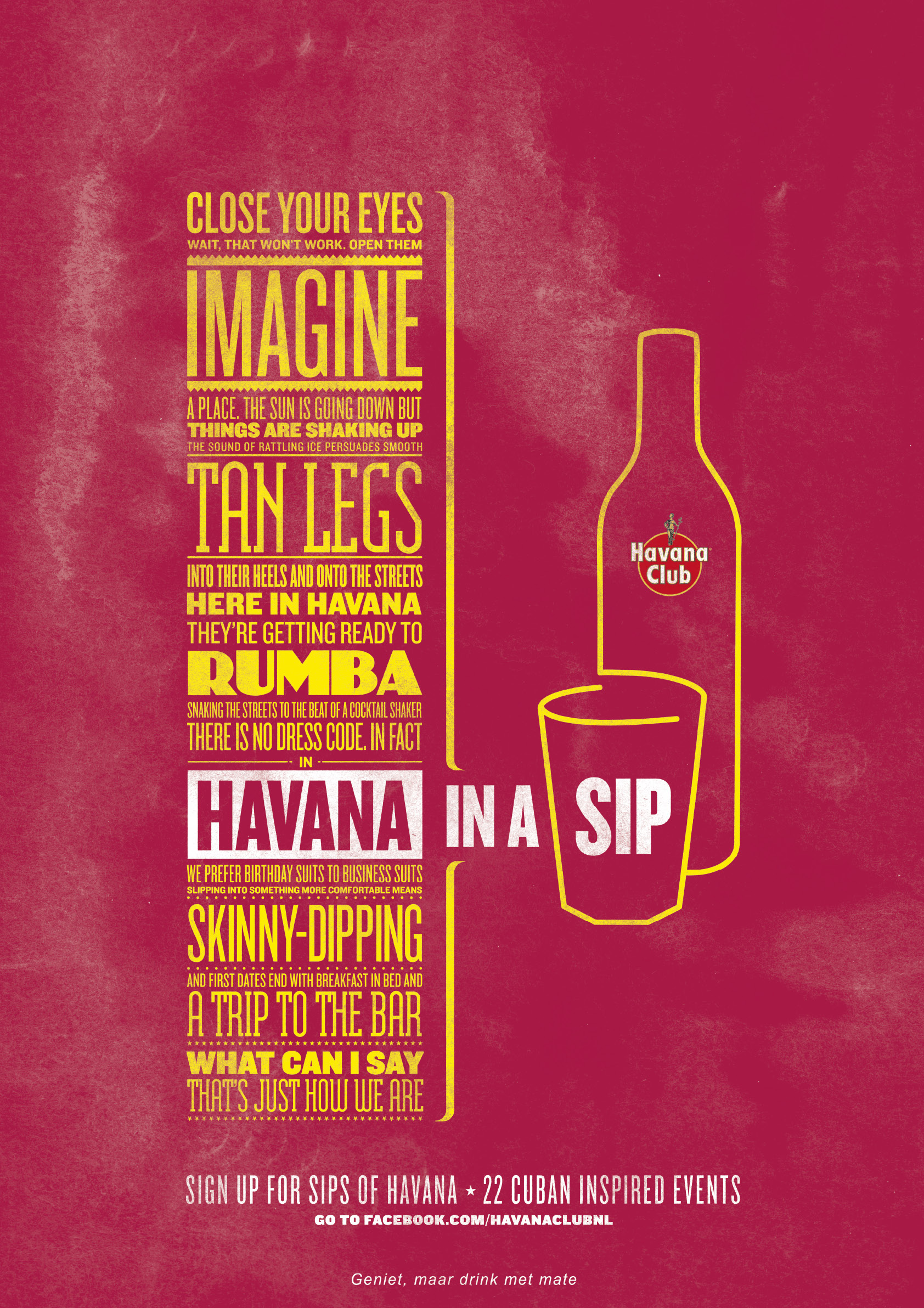 Havana Club Havana in a Sip - Heather Schmitz | Copywriter
