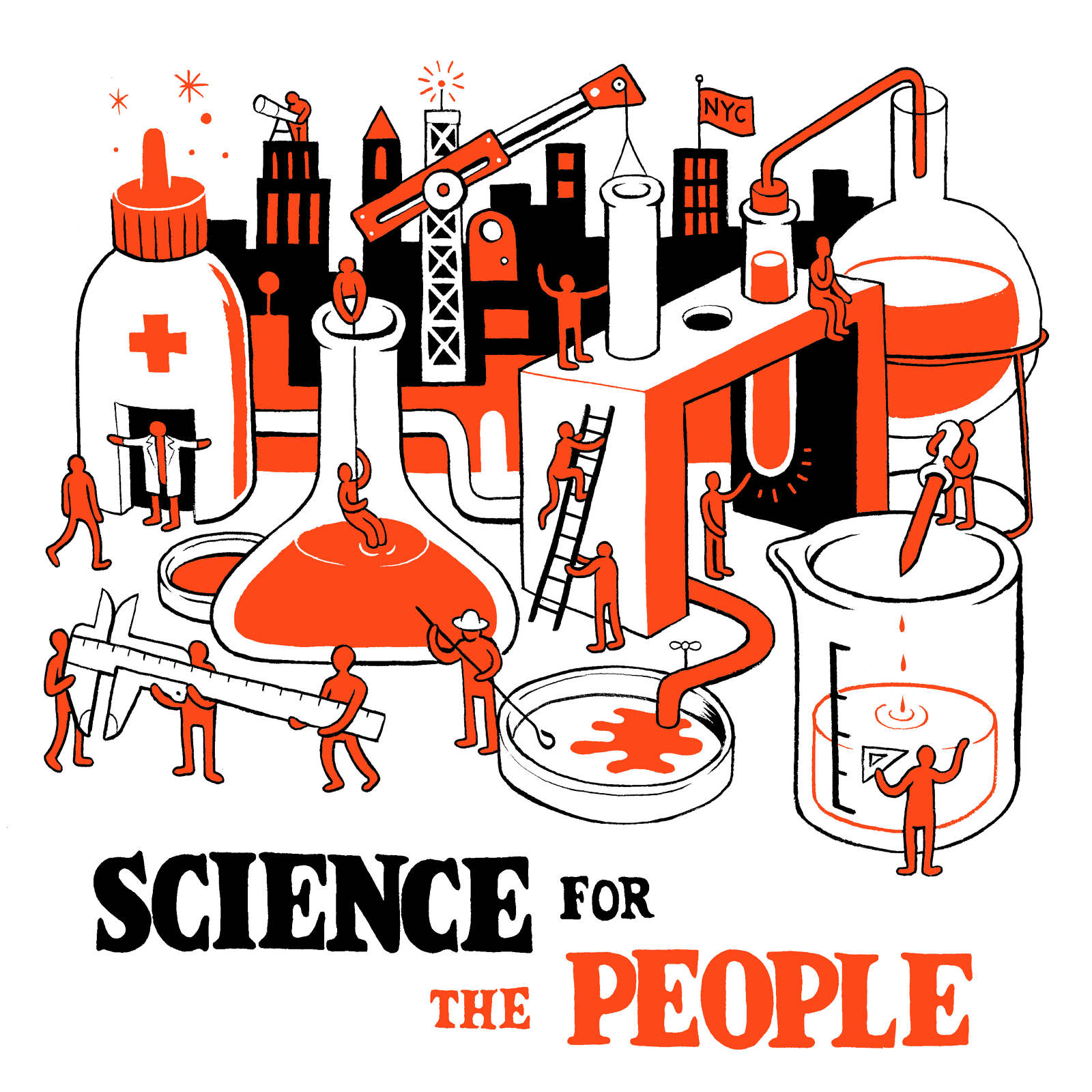 Science for the People - Matteo Farinella