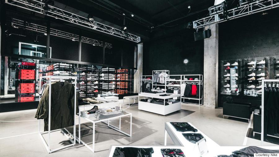 Brand Jordan Retail: Yonge Street Pop