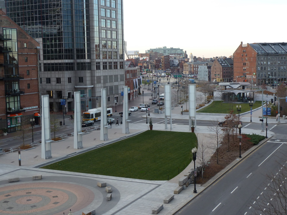 The Rose F Kennedy Greenway Wharf Parcel 15 The Mother S Walk
