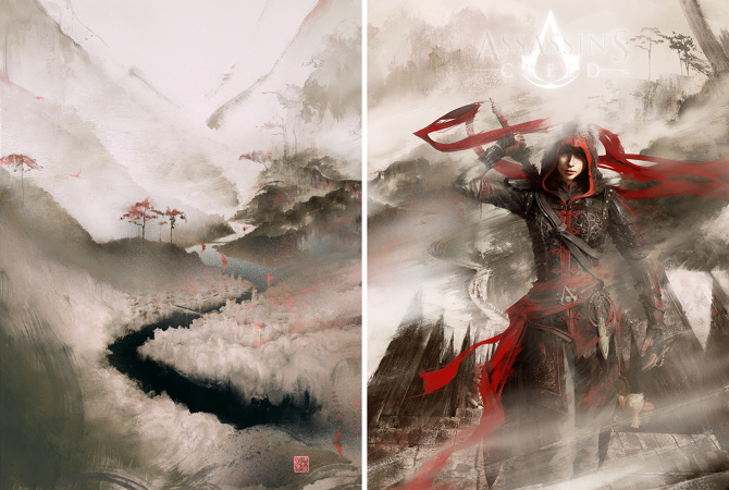 Assassin S Creed Chronicles Simongoinard Com Personal Network