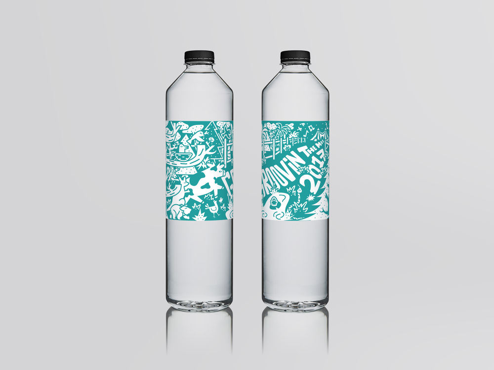 gtm water bottle design