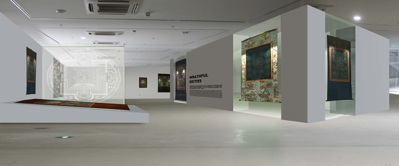 Thangka Exhibition - WAI Think Tank