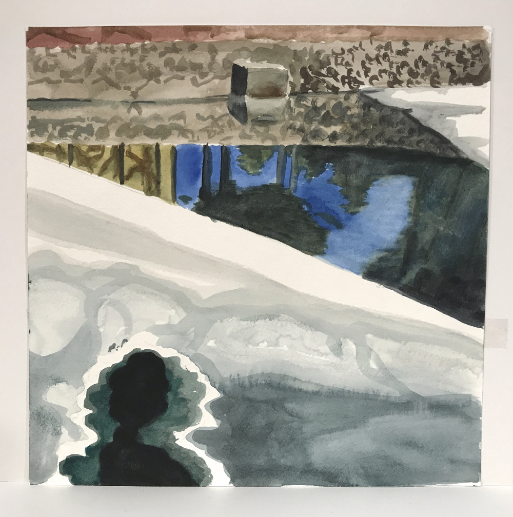 Ice Sheet Kenneth Fontaine