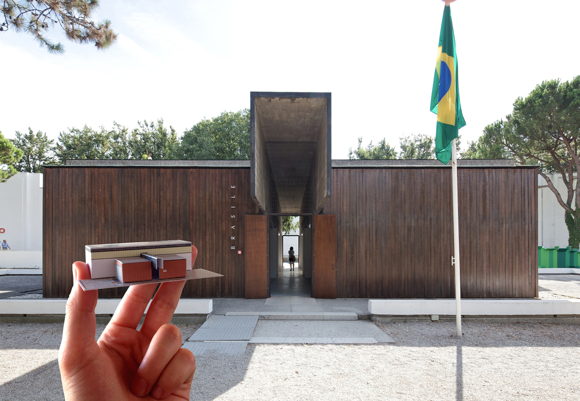 Brazil - FLUX-models | papercraft architecture