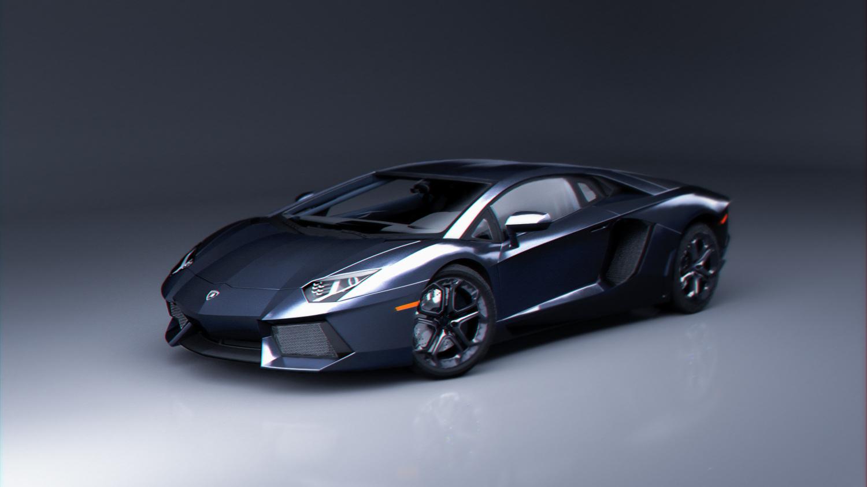 Lamborghini Aventador D Avid