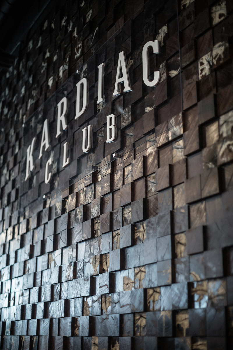 Kardiac Club Draft Room Christoph Schoenlein