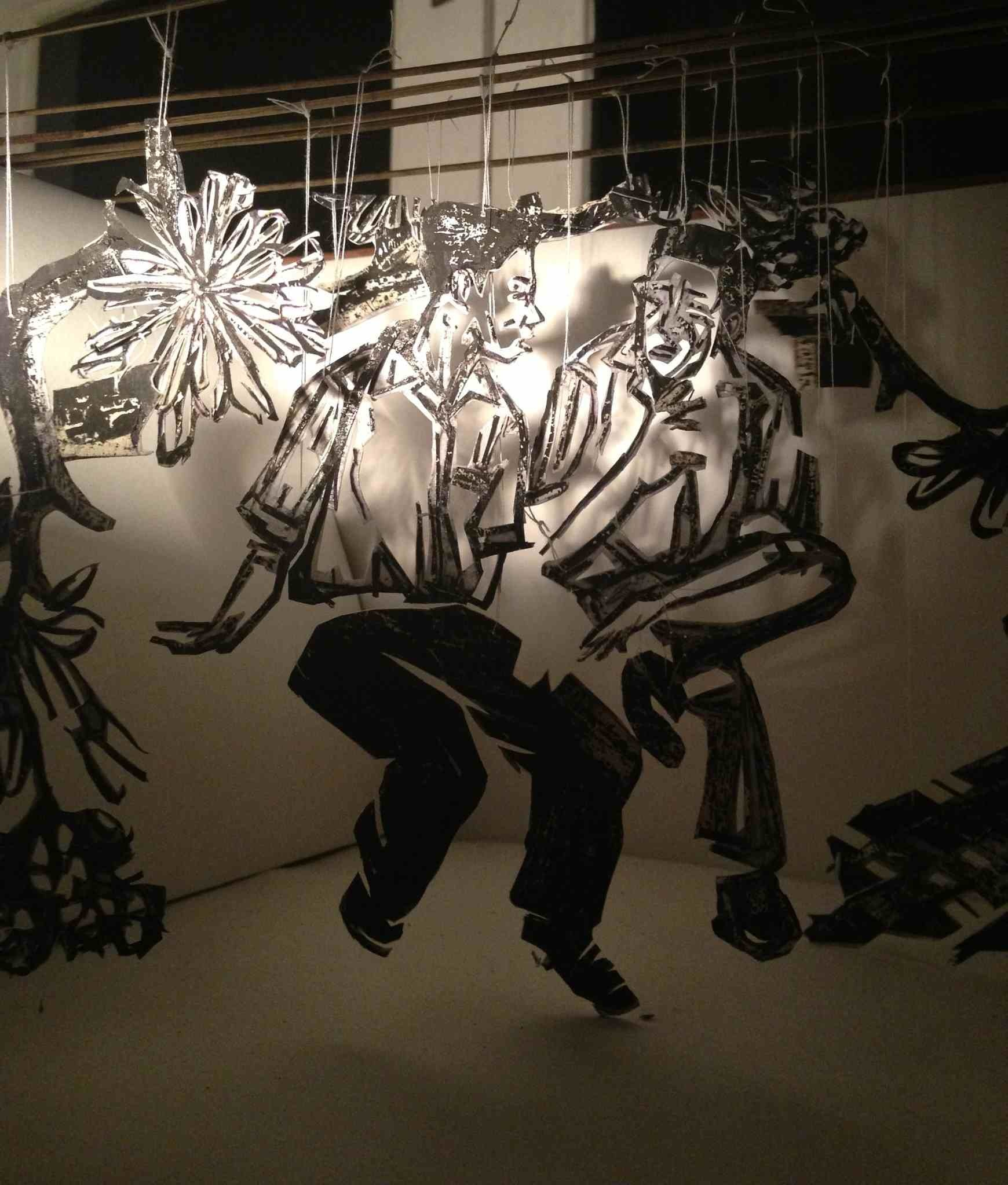 2013/10 Migrant Ecologies at FOST Gallery, Gillman Barracks
