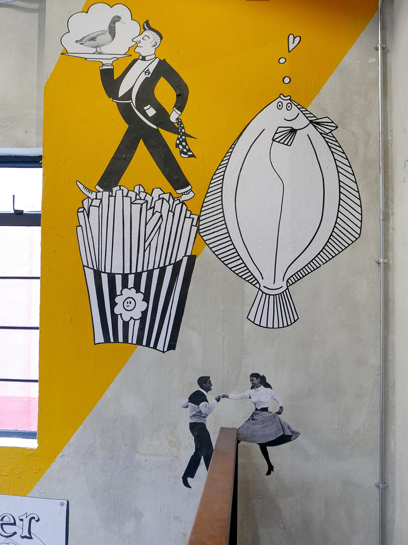Hmv Mural Emiliesarnel