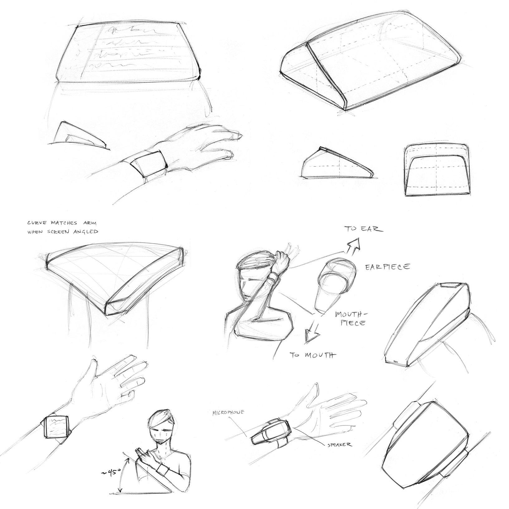 wearable tech studies courana multidisciplinary design by marcos Benidictine University ID Tech wearable tech studies courana multidisciplinary design by marcos nolan