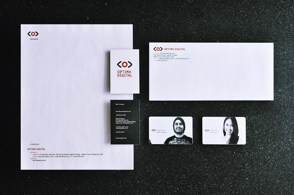 Optima Digital - Plus63 Design Co