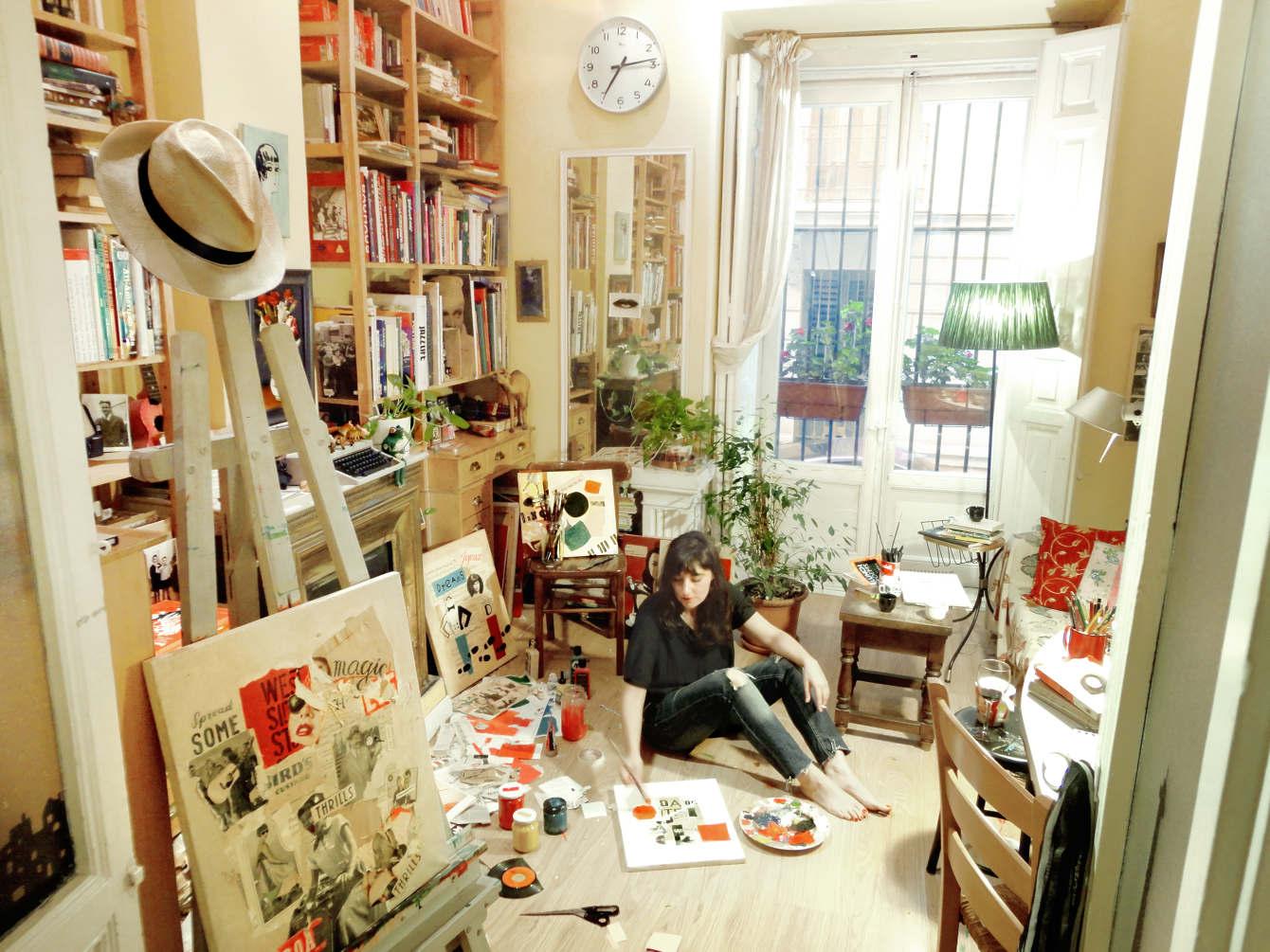 About Me Carmela Alvarado Art And Illustration