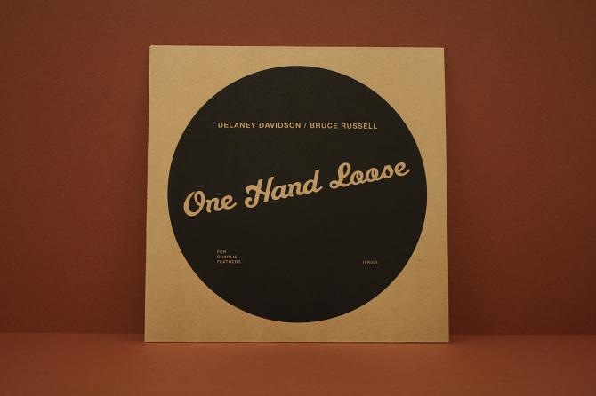 One Hand Loose: Delaney Davidson and Bruce Russell - Luke Wood