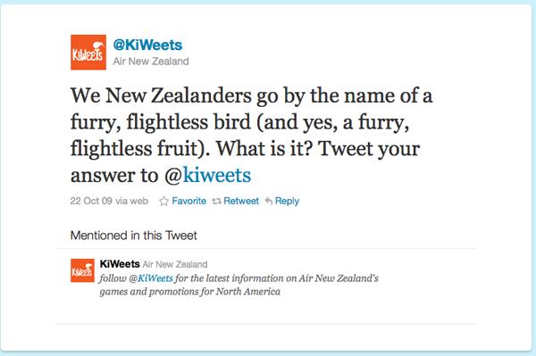 Air New Zealand - Todd Davidson   Copywriter   Portland