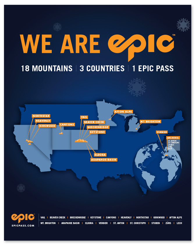 Epic Pass Ad Concepts - Brenda GearyEpic Pass