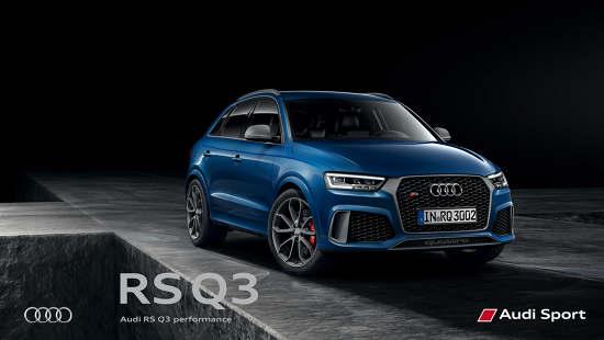 Audi Rs Q3 Performance Sebastian Storck Texter