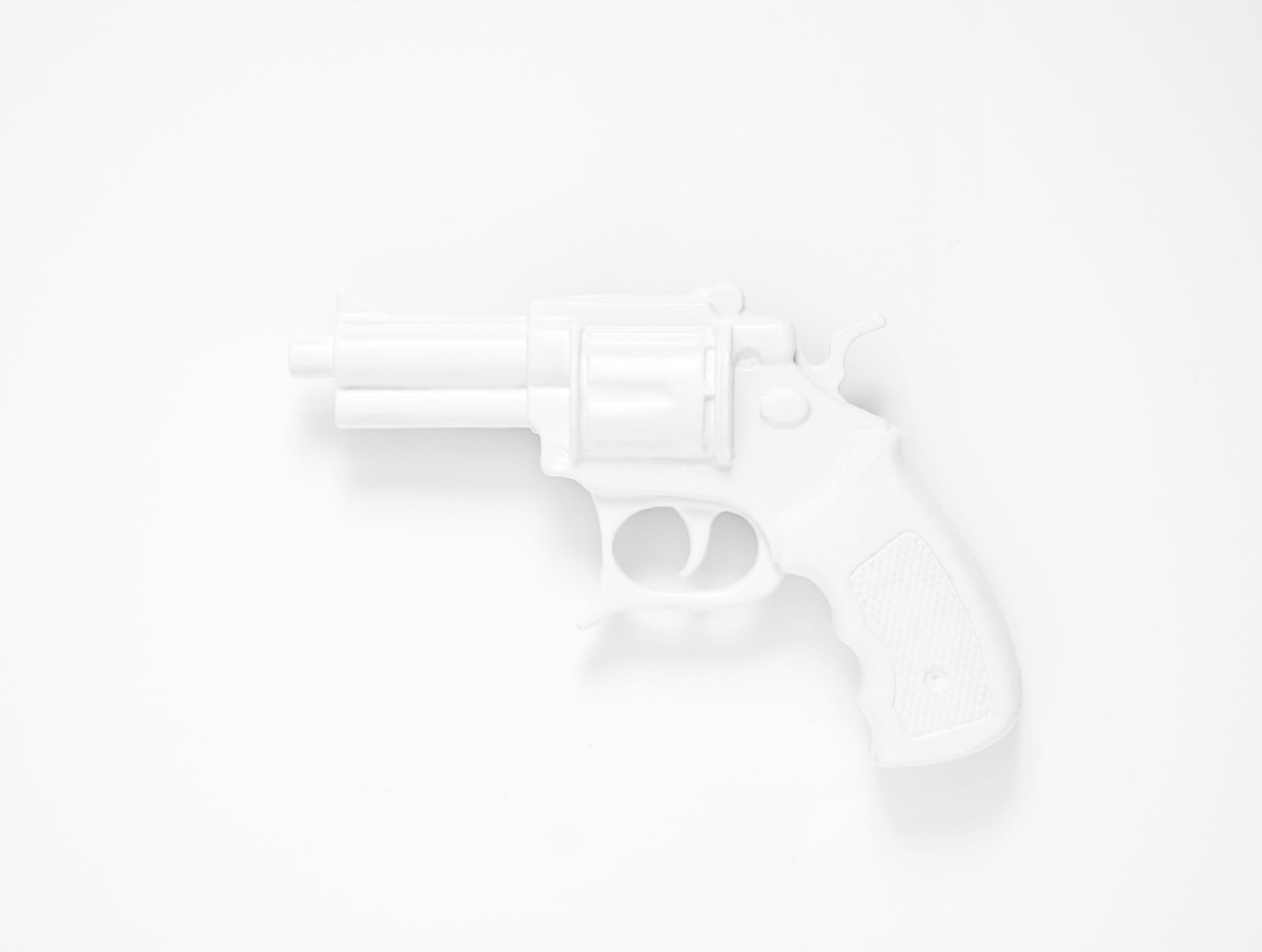 white gun martina lang photography art direction