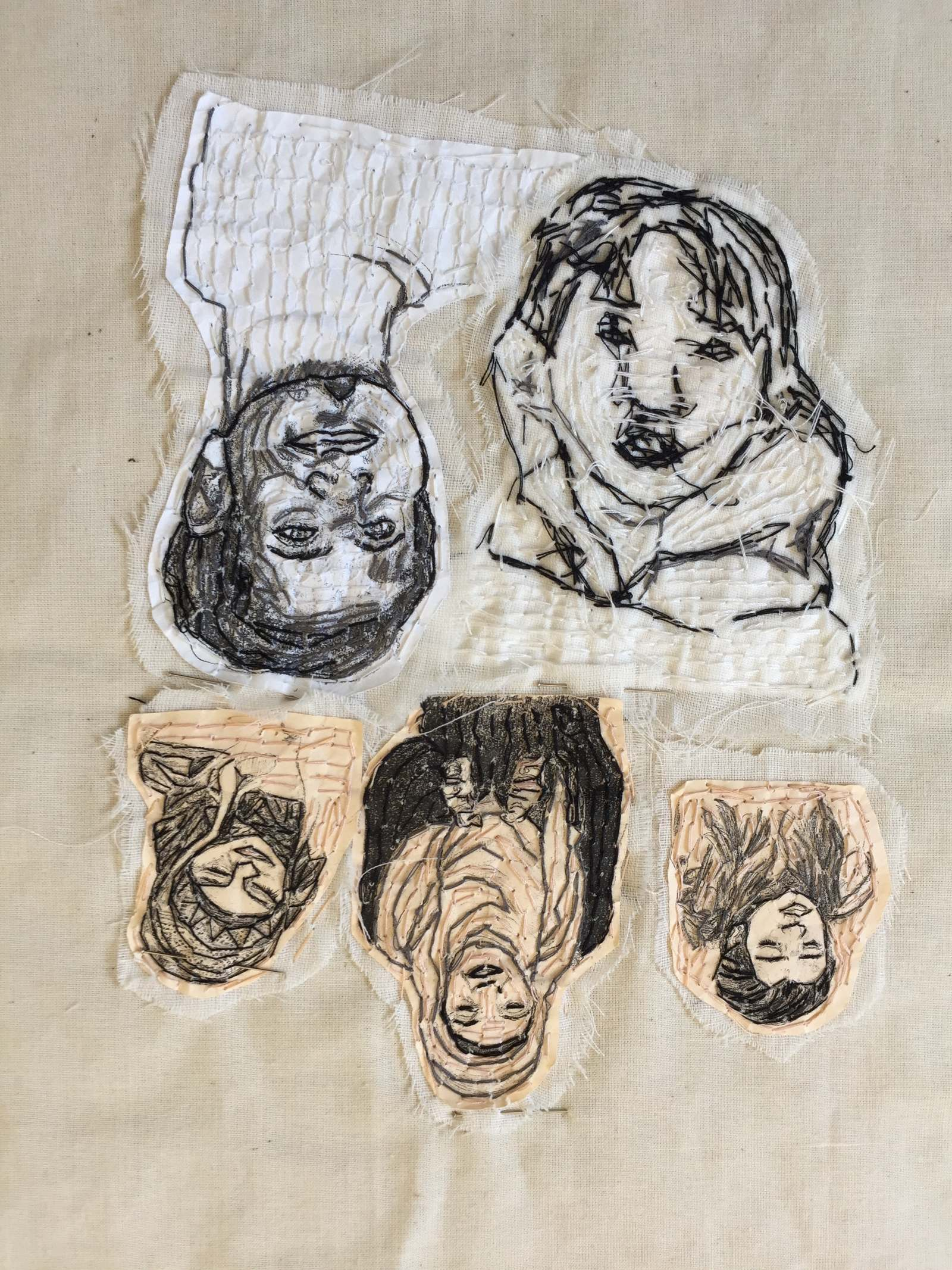 Unravelled at Beirut Art Center - Rachel Dedman
