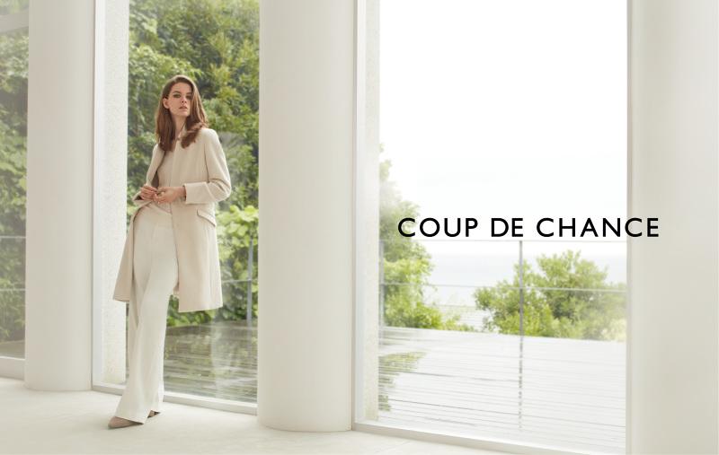 Coup De Chance coup de chance - yoshi hyuga sol tokyo / art direction and design