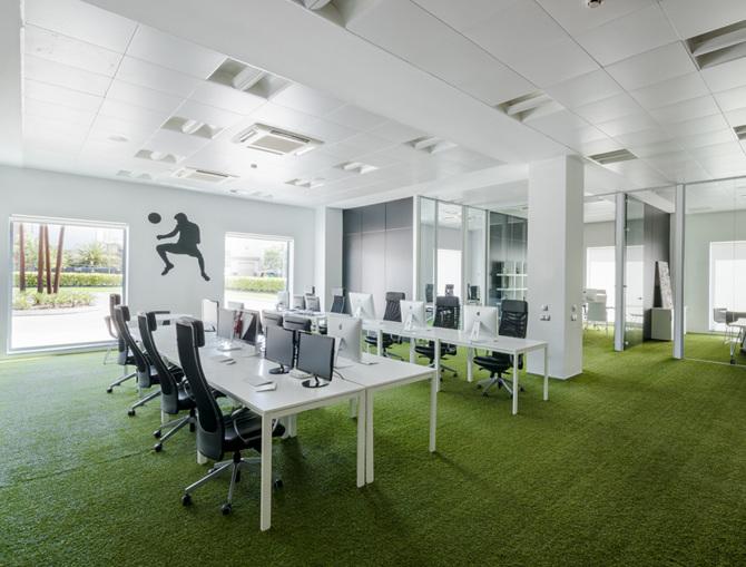 diseño interior oficinas - www.admetller.com