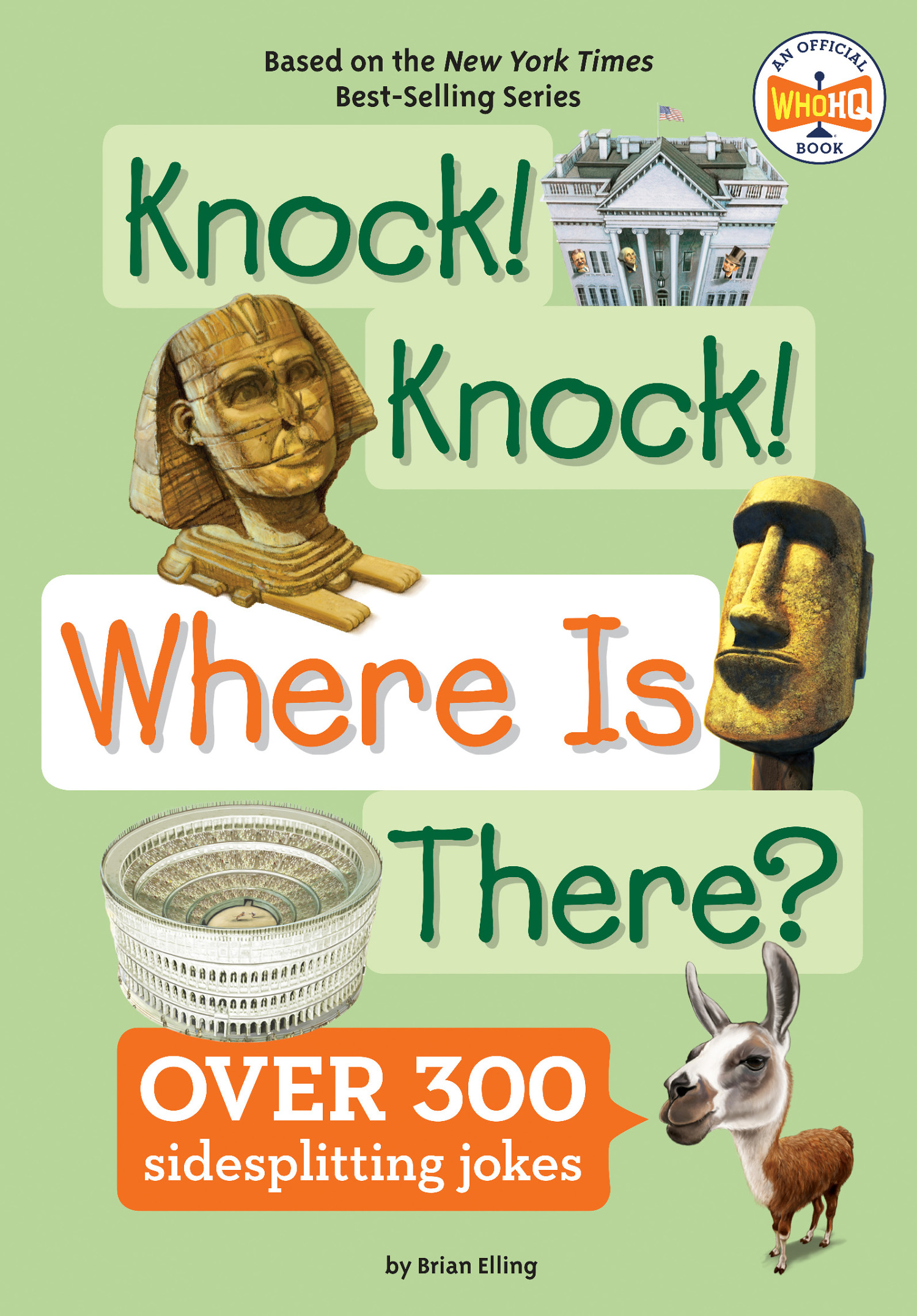 Who HQ: Knock! Knock! Where Is There? - Julia Rosenfeld