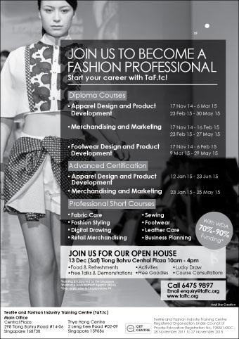 Fashion Print Ads Jolynang