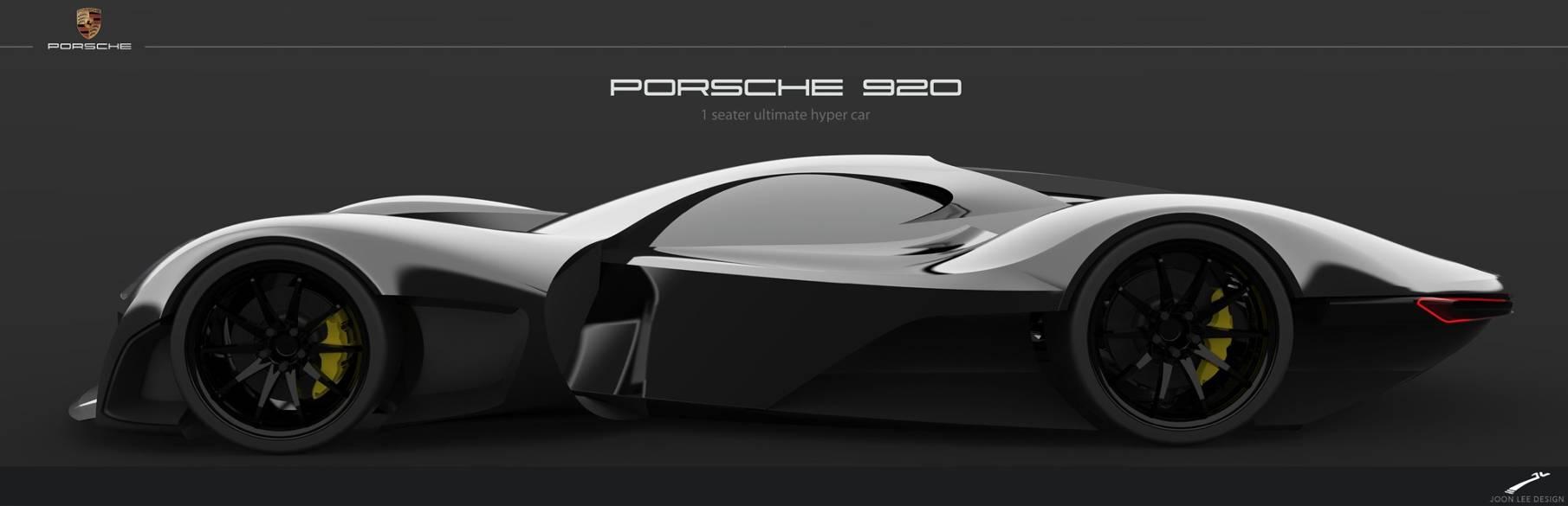 Porsche 920 Joon Lee Design