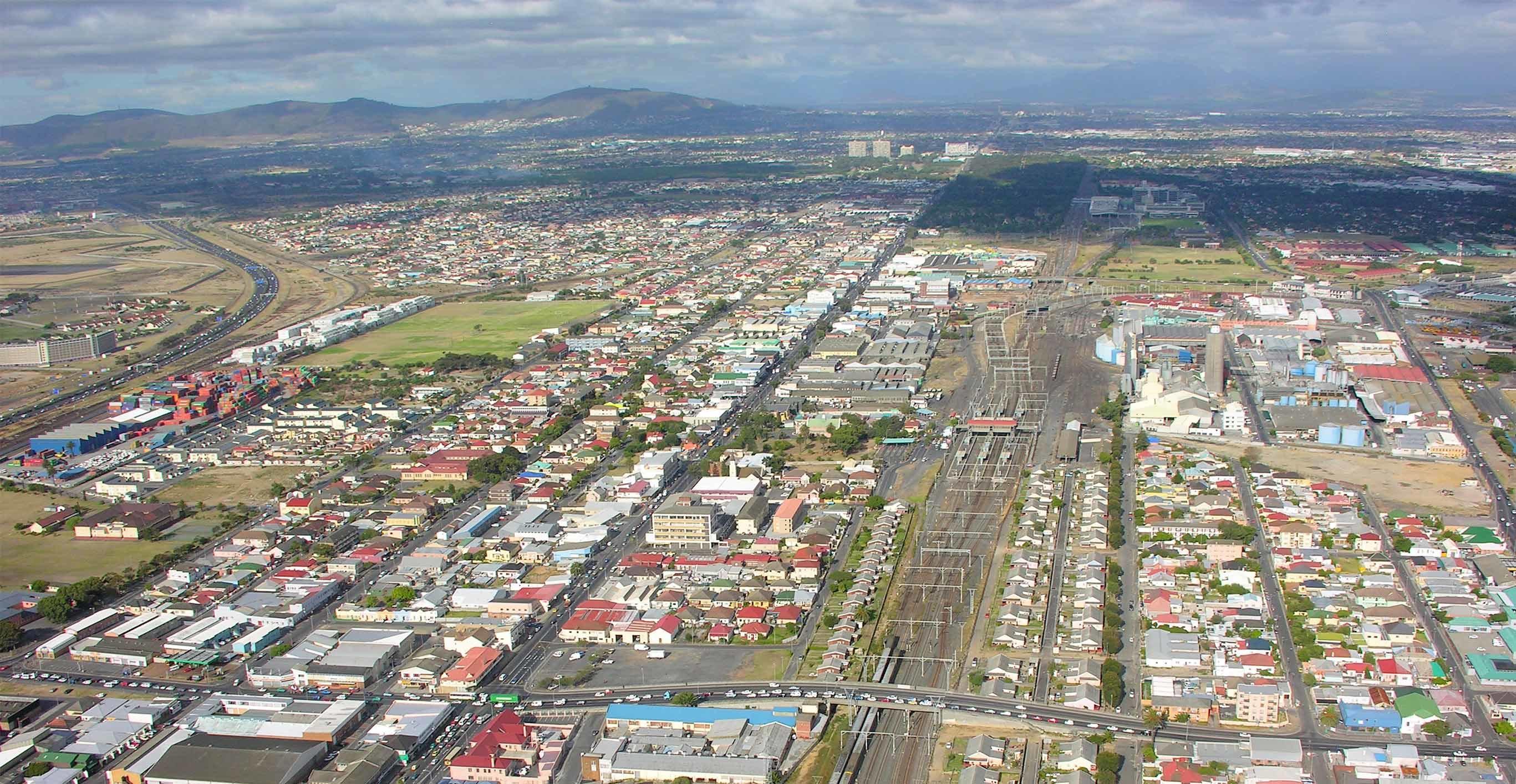 Bureau For Architecture And Urbanism : Cape town density syndicate bureau ali saad architecture urbanism