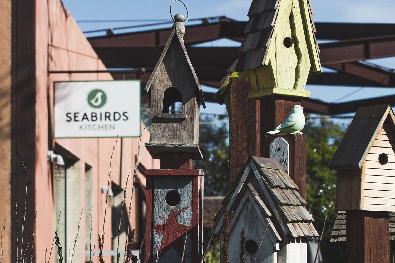 Seabirds Kitchen Branding Identity Design Aaron