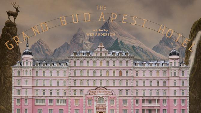 The Grand Budapest Hotel Redmondbacon