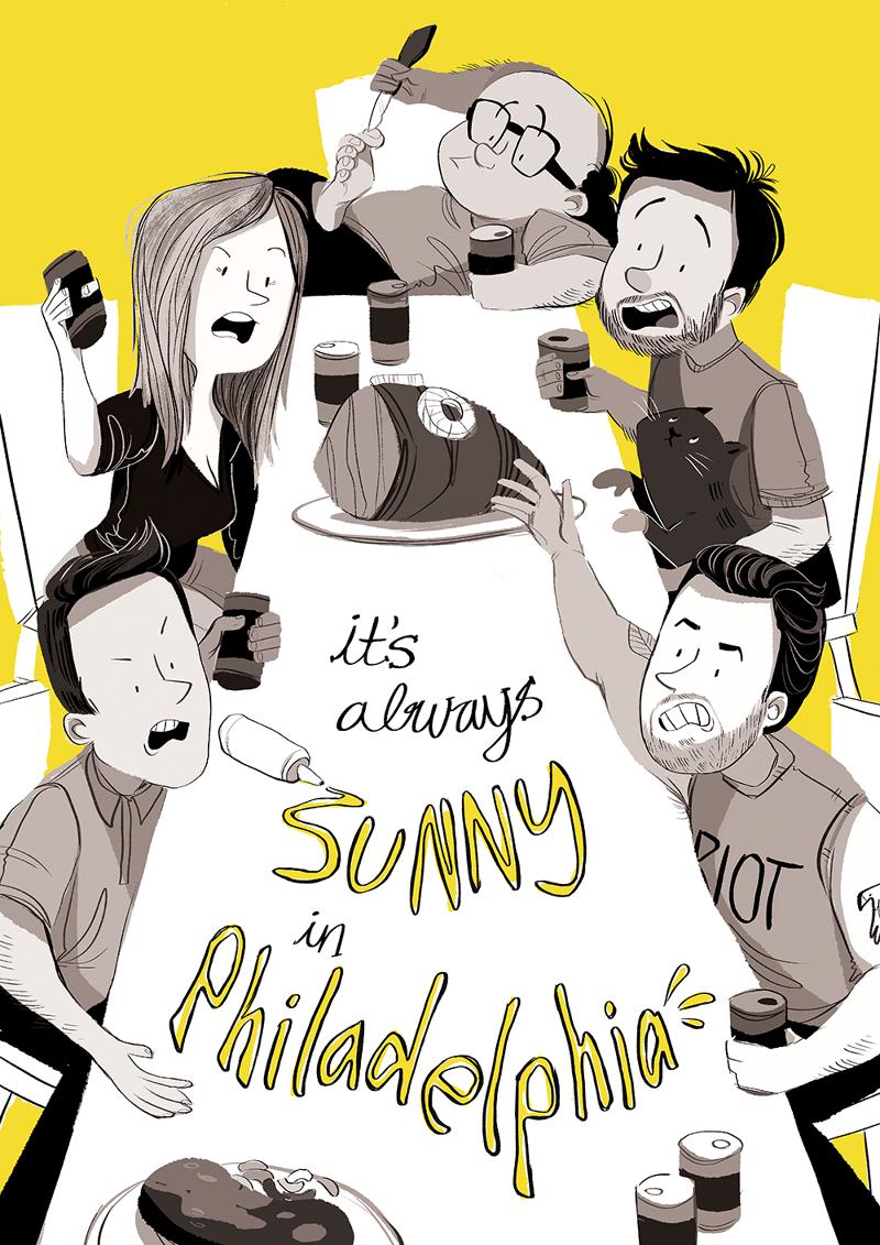 Poster Design - Zoe Persico Illustration