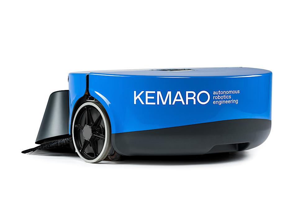 K-800 — Kemaro Autonomous Robotics - Martin Drechsel IndustrieDesign