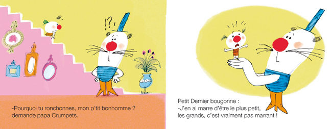 Petit Dernier Fred Benaglia