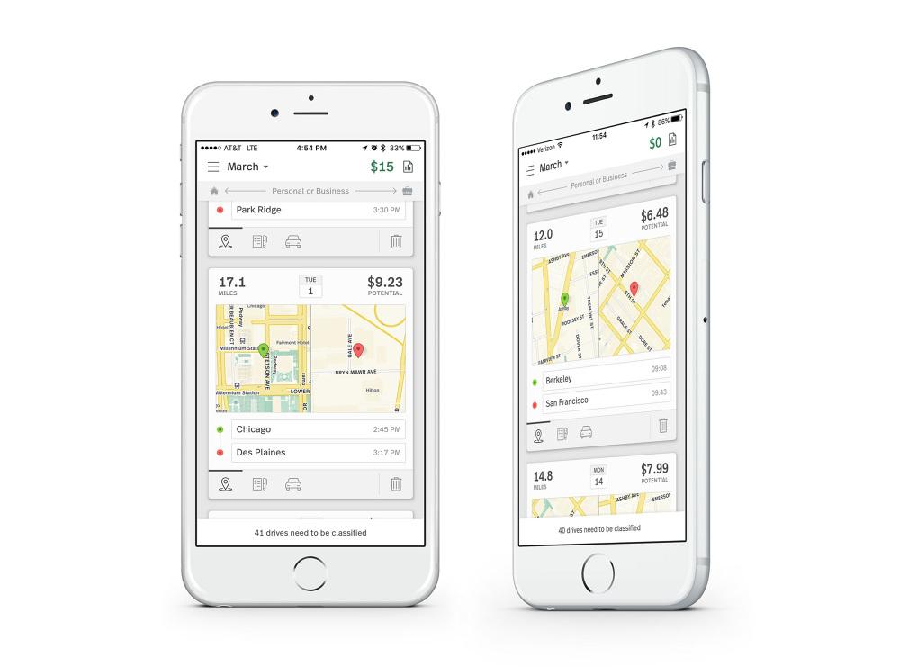 MileIQ Mobile Maps - XRW