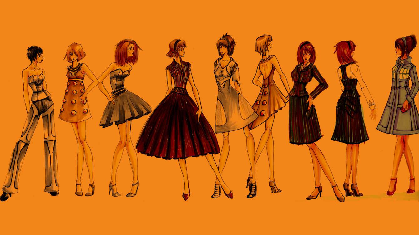 Fashion Fairytales The Hydevale Company Creative Resource Agency Production House Mumbai India