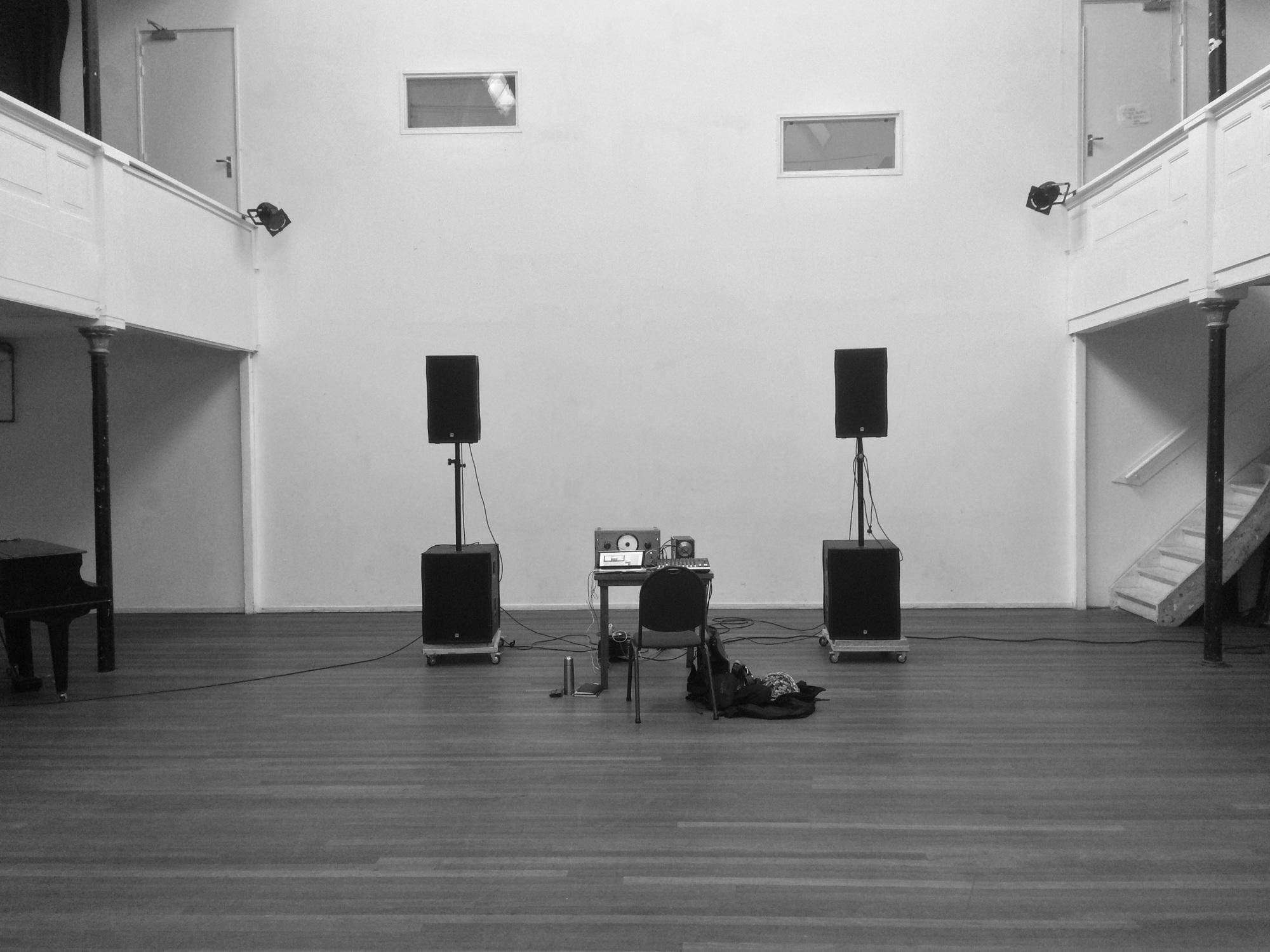 INFRASOUND - Frank Rosaly