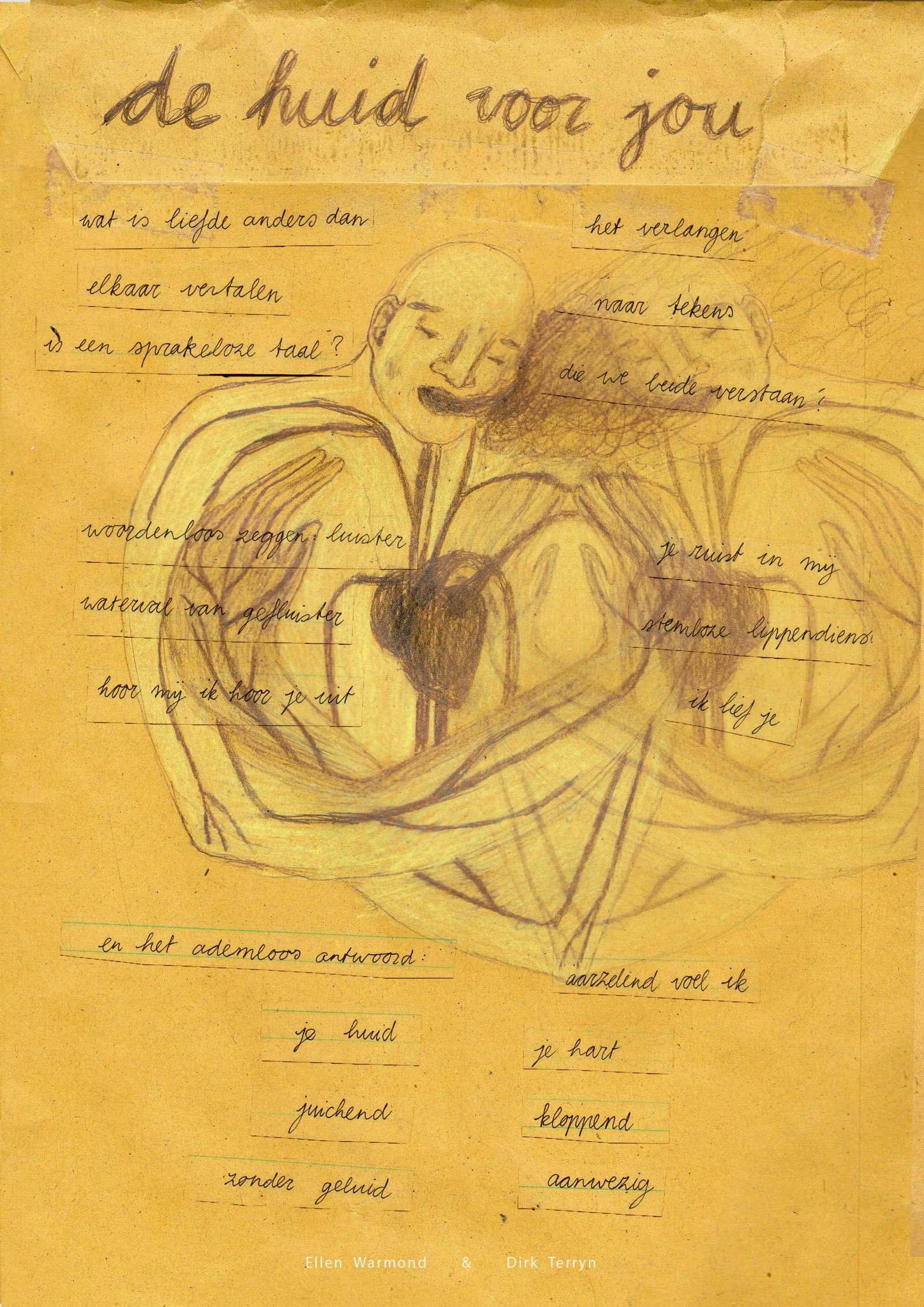 Dicht Tussen Leven En Dood Milou Trouwborst Illustraties