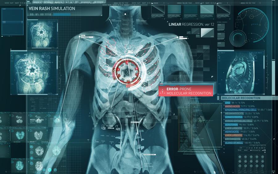 Iron Man 2 (2010): Display Graphics - Ilya V  Abulkhanov