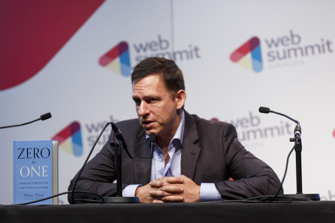 Peter Thiel's Palantir Markdown - WILLIAM ALDEN