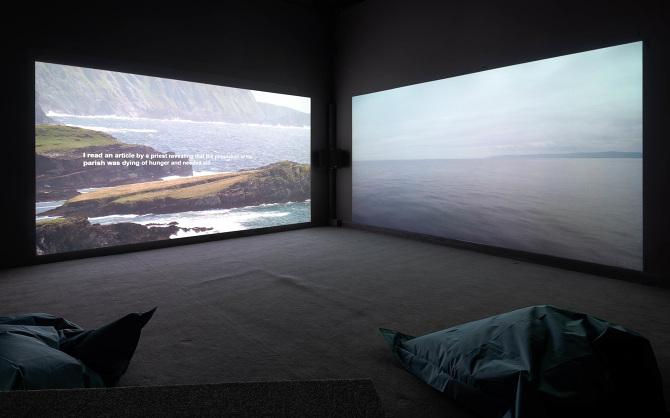 The Ocean Between - Marianne Keating