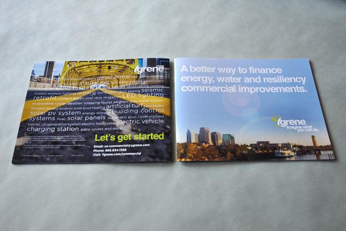 Commercial Brochures - tania lopez