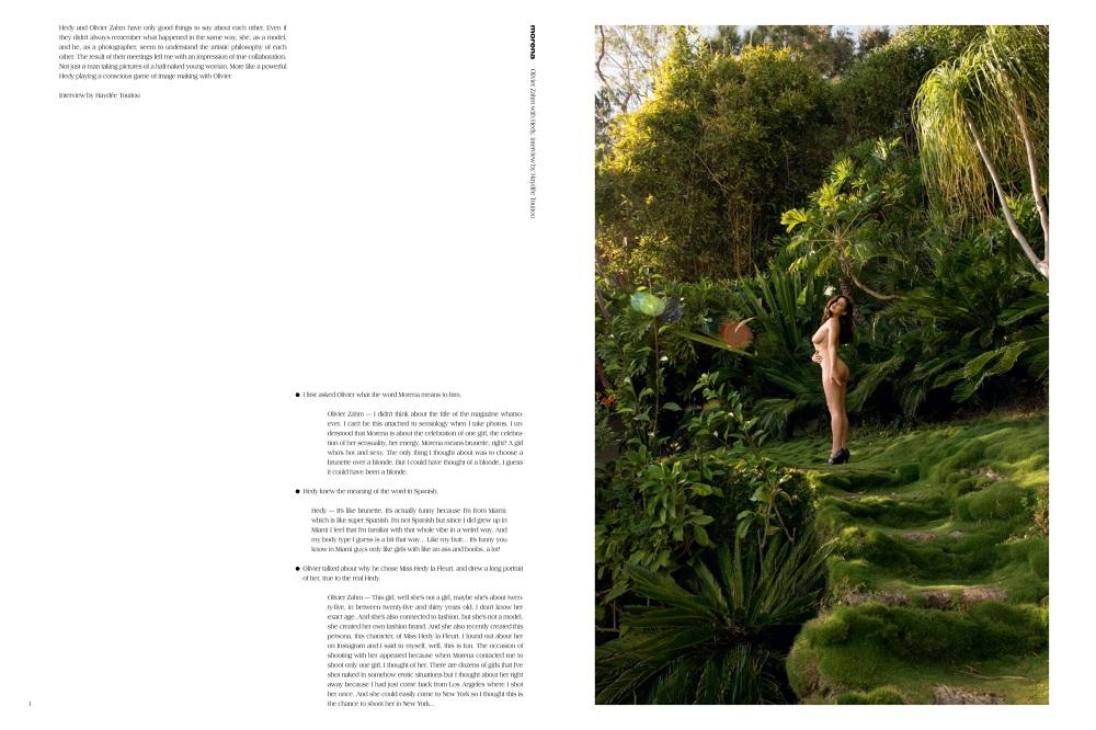 Hedy La Fleurt Nude Photos 20