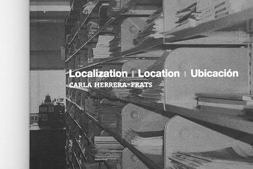 Localization, Location, Ubicación - carlaherreraprats